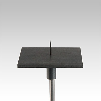 quadro mit dorn f r kerze preis pro st ck quadro. Black Bedroom Furniture Sets. Home Design Ideas