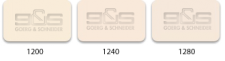 PORZELLAN GIESSTON PULVER G&S NR. 1105 MAX.  1.280°C, <br><i>Preis pro 1 kg</i>