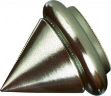 GLASUR T 7436 SILBERBRONCE GLÄNZEND 500ML, <br><i>Preis pro Dose</i>