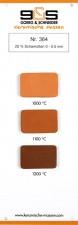 G&S NR. 364 AUFBAU-DREHTON, MAX.  1.180°C, <br><i>Preis pro 4.5 kg Pack</i>
