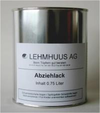 ABZIEHLACK  DOSE 0.75 LT., <br><i>Preis pro Stück</i>
