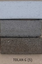 TOLAN G2, AUFBAUTON / STEINZEUGTON, MAX. 1250°C, <br><i>Preis pro 10 kg</i>