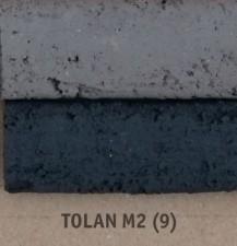 TOLAN M2, AUFBAUTON / STEINZEUGTON, MAX. 1180°C, <br><i>Preis pro 10 kg</i>