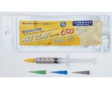 SILVER-CLAY SPRITZMASSE 10 gramm, <br><i>Preis pro Stück</i>