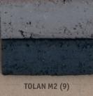 TOLAN M2, AUFBAUTON / STEINZEUGTON, MAX. 1180°C, <br /><i>Preis pro 10 kg</i>